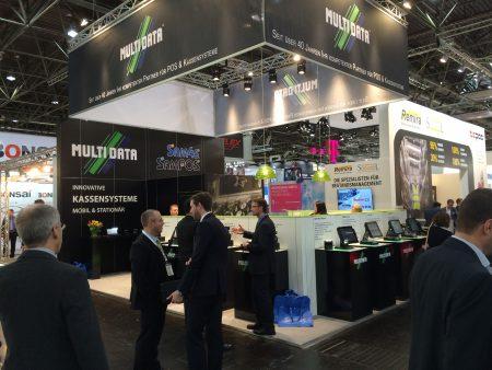 Multidata auf der EuroSIS in Düsseldorf